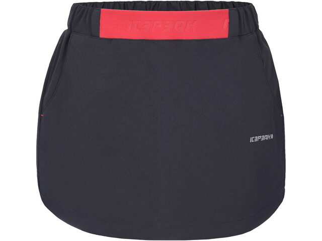 Icepeak Kemp Skirt Girls, granite